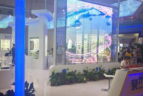 福州透明LED屏